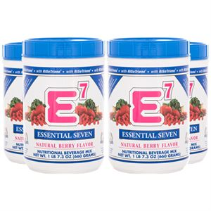 Picture of E7® Natural Berry (4 canisters)